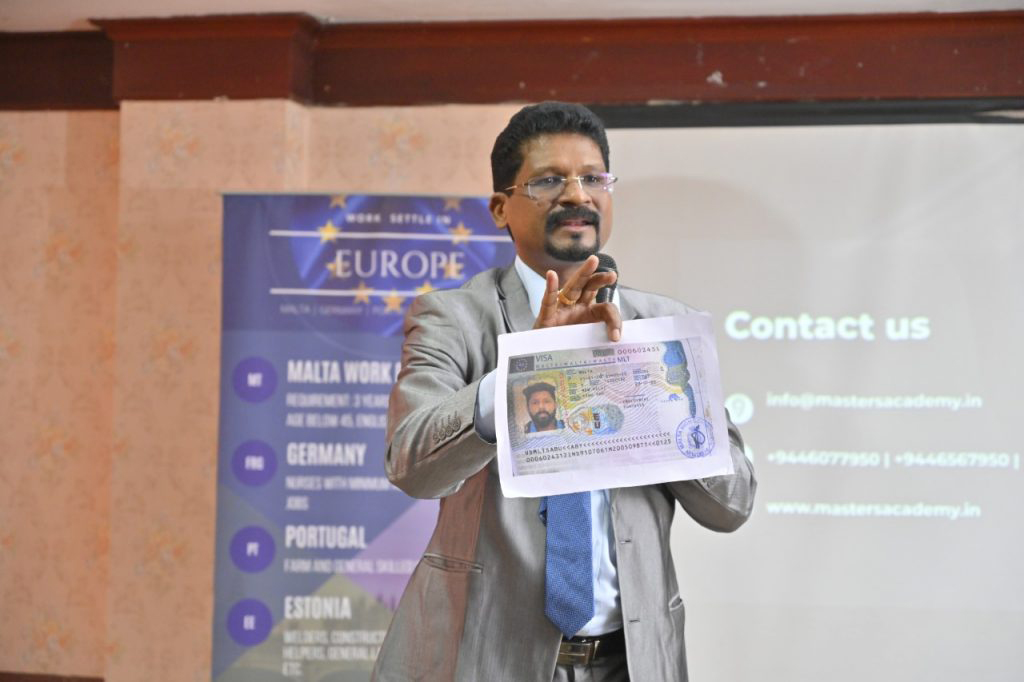Masters Academy Immigration and Study abroad Consultants Work Abroad Seminars 29